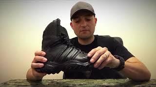 Review Botas Tácticas Adidas GSG9 9 2