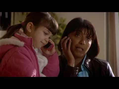 Casualty - Series 23, Sharice (Adrianna Bertola) leaving Zoe!