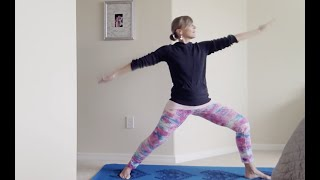 9.24.20 Gentle Yoga with Tanya