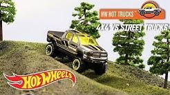 Hot Wheels HOT TRUCKS Play Hard and Work Harder   Hot Wheels