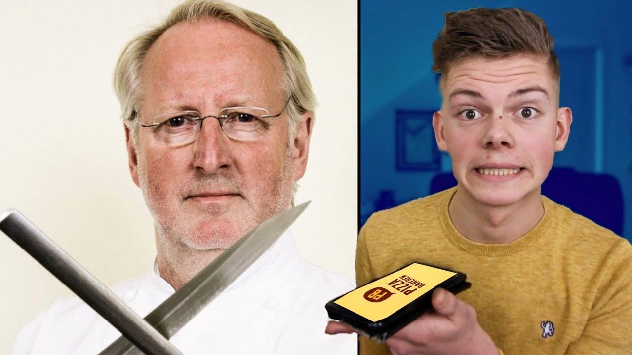 TULLERINGER FAST FOOD KJEDER SOM HELLSTRØM!