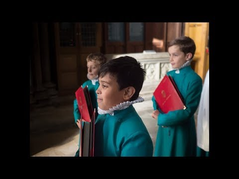 Pitch Perfect - Life in Salisbury Cathedral Choir