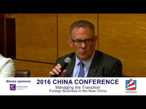 China Conference 2016 - Hong Kong and the Chinese Financial Reforms
