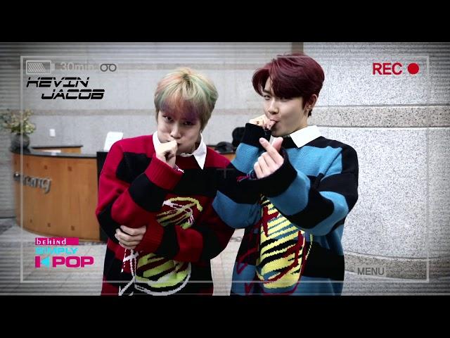 [Simply K-Pop] 제이콥&케빈(Jacob & Kevin)'s Simply K-Pop harddrive dump