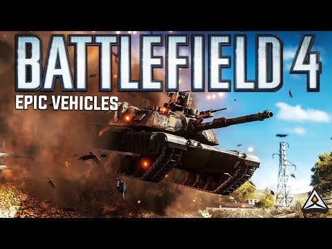 DICE need to make vehicles like this again - Battlefield 4 |