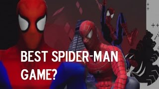 Which Was the BEST Spider Man Game? - Retrospective Part 1