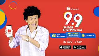 Shopee 9.9 Super Shopping Day screenshot 3