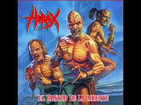 HIRAX - Satan´s fall - Baptized by fire