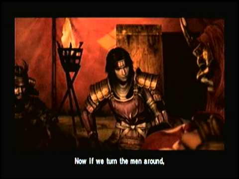Samurai Warriors 2 - Shingen Takeda: Death Scene