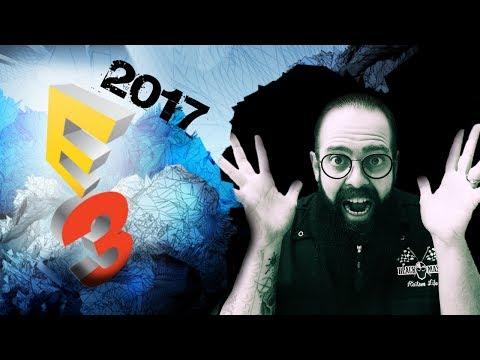E3 2017 - Tudo que deve Rolar no Maior Evento Gamer do Planeta