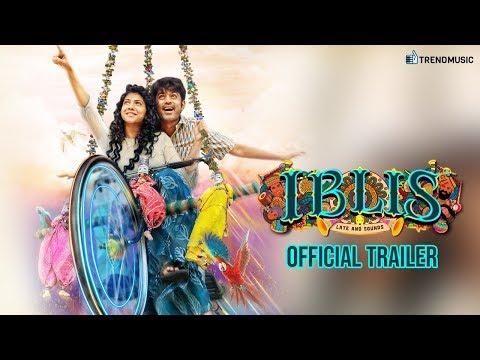 Iblis Official Trailer |  Malayalam Movie | Asif Ali | Madonna Sebastian | TrendMusic