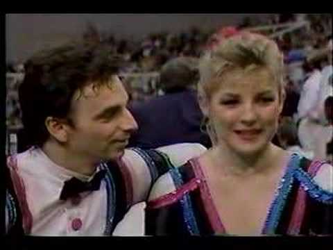 Tracy Wilson-Rob McCall interview 1988 World Champ...