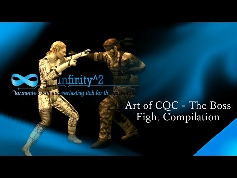 The Art of CQC - The Boss Fight Compilation/Tribute