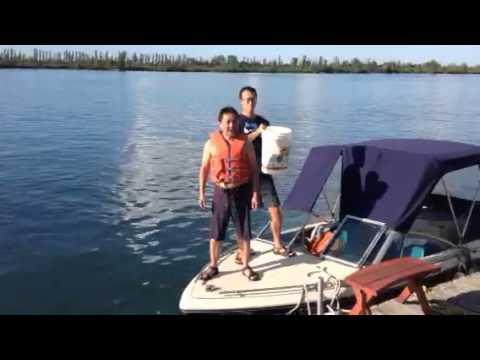 Paul Wu accepts ALS Ice Bucket Challenge