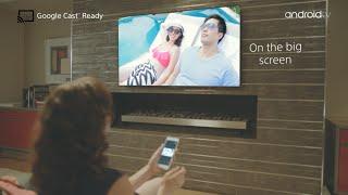 Οι νέες τηλεοράσεις Sony με Android TV στον Κωτσόβολο!