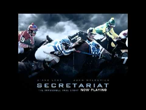 Secretariat is listed (or ranked) 2 on the list The Best Horse Racing Movies