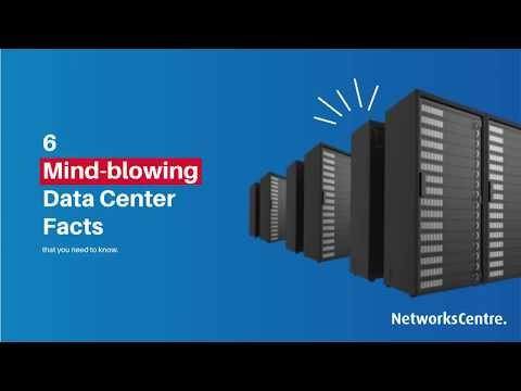 6 Mind Blowing Data Centre Facts