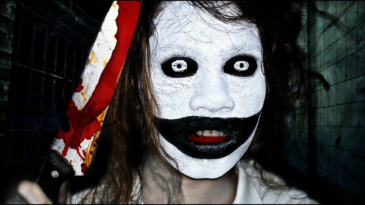 halloween 2013 jeff the killer go to sleep makeup