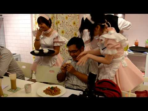 Malaysia First Japanese Maid / Meido Cafe