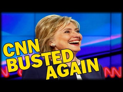 DIRTY! CNN CAUGHT LYING TO VIEWERS ABOUT LAST NIGHT'S DEBATE, THIS IS JUST LOW!