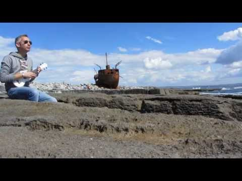 AntoDippo - Molly Malone (live @ Inisheer, Aran Islands, Ireland)