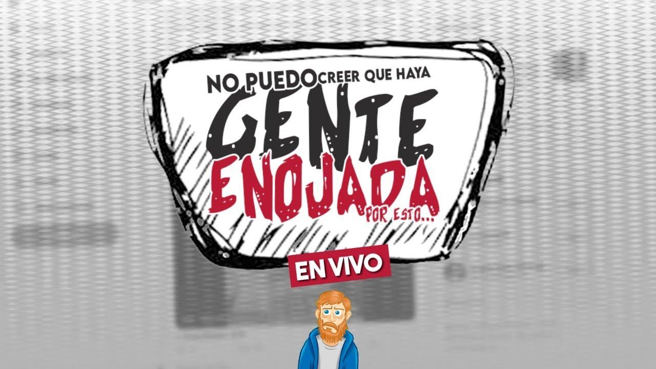 #GenteEnojada PodCast  | El Rock Ha Muerto y El Rey Arturo No Es Blanco