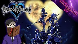 La historia de la saga Kingdom Hearts (Parte 1)