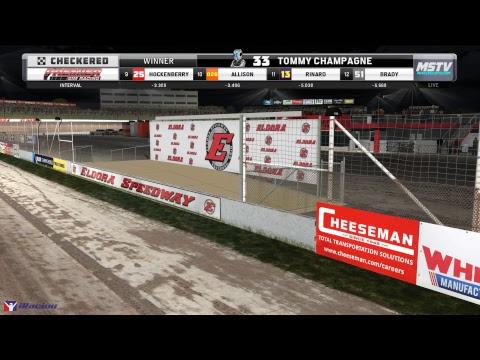 PSR: Weekly Series | 360 Winged Sprint Car | Eldora Speedway