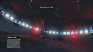 GTA V Online Alien invasion