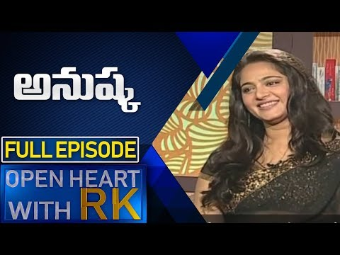 Actress Anushka Shetty | Open Heart with RK | Full Episode | ABN Telugu thumbnail
