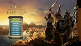 Age of Empires: Definitive Edition (vs Hardest AI)