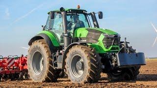 *NEW* Deutz Fahr Agrotron 9340 TTV - THE BEAST!