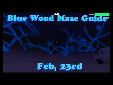 Lumber Tycoon 2: Blue Wood Maze Guide Feb, 23rd.  Coldblooded2021