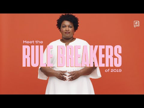 Meet Bustle's 2019 Rule Breakers