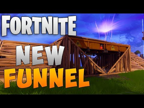 "Fortnite Save the World Guide ""Fortnite How To Funnel"" Fortnite Trap Guide"