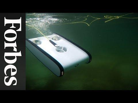 Using Drones To Explore The Ocean Floor