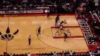 Philadelphia 76ers vs. Toronto Raptors (Apr. 18, 2007) pt 3