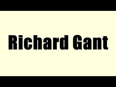 Richard Gant