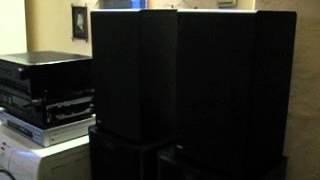 Sony TA-F 590 ES + Loudspeaker TSM