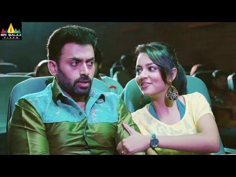Adda Movie s  Shanvi and Dev Gill at Theatre  Sri Balaji Video