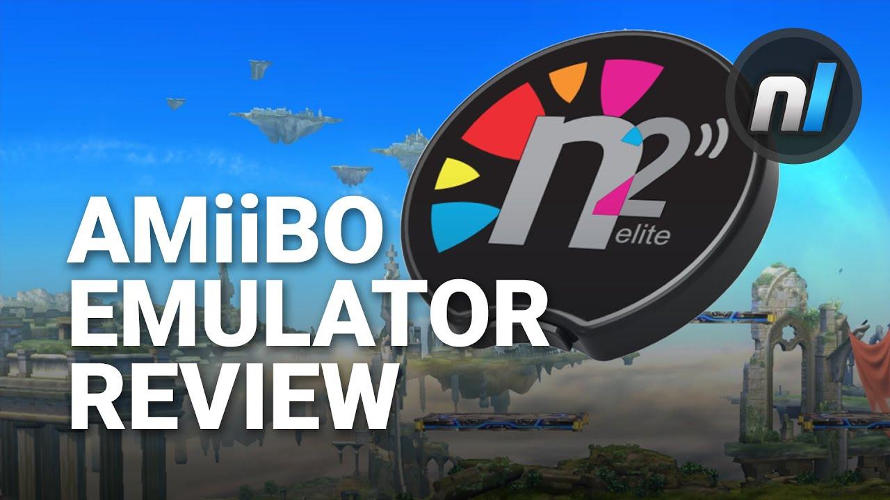 amiibo Emulator N2 Elite (Amiiqo) Review