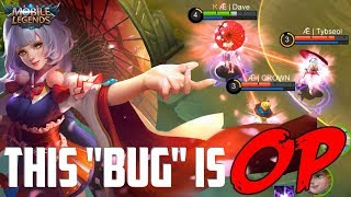 MUST KNOW NEW KAGURA TRICK TO WIN 100% | MOBILE LEGENDS KAGURA INSANE GL RANKED GAMEPLAY