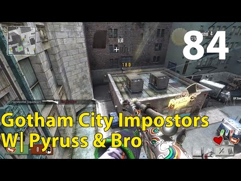 [84] GCI Bros (Gotham City Impostors) Bullet hell