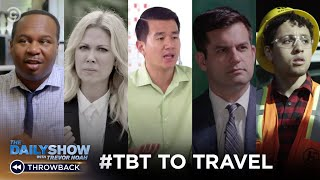 Remember Traveling? | The Daily Show