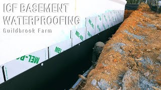 ICF Homestead Basement Waterproofing