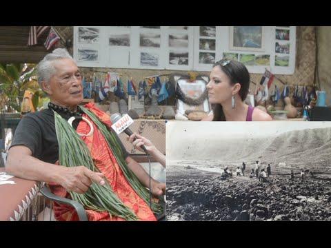 Anakala Pilipo Solatorio Recalls 1946 Tsunami in Halawa Valley