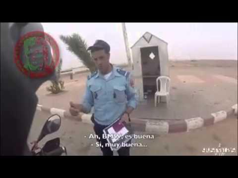 Corruption rachwa police Sahara Maroc thumbnail