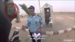 Repeat youtube video Corruption rachwa police Sahara Maroc