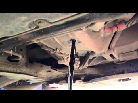 Замена масла BMW X5 E70 restyling