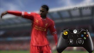 "FIFA 14 STURRIGE DANCE ""RIDE THE WAVE"" CELEBRATION TUTORIAL"